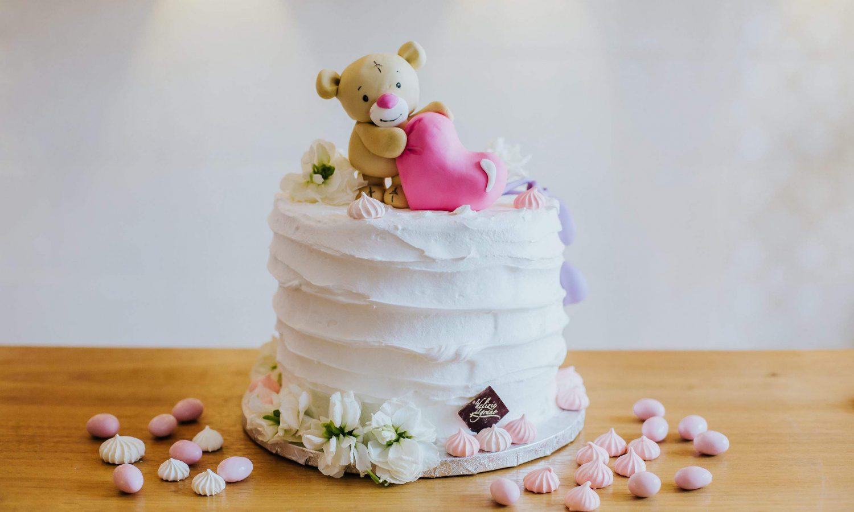 Torta Orso Pasticcieria Termoli