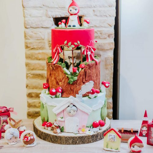 Torta Rossa Pasticcieria Termoli